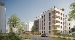 Annonce vente Appartement avec terrasse saint-priest