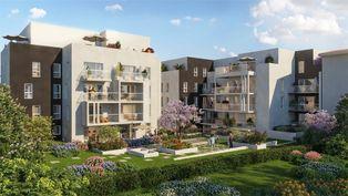 Annonce vente Appartement avec terrasse decines-charpieu