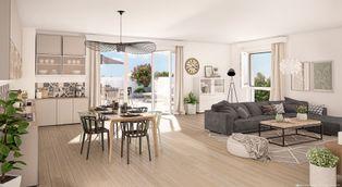 Annonce vente Appartement avec terrasse meaux