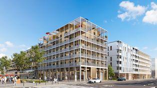 Annonce vente Appartement avec terrasse bussy-saint-georges