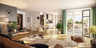 Annonce vente Appartement avec forêt compiegne