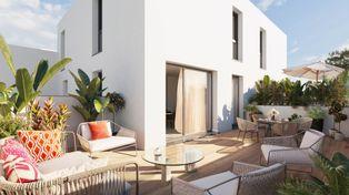 Annonce vente Appartement avec terrasse saint-medard-en-jalles