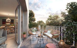 Annonce vente Appartement avec jardin pessac