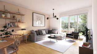 Annonce vente Appartement avec terrasse tremblay-en-france