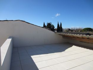 Annonce location Appartement avec terrasse sommieres