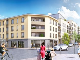 Annonce vente Appartement avec terrasse venissieux