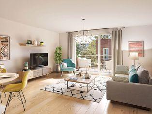 Annonce vente Appartement avec terrasse le petit quevilly