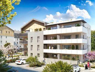 Annonce vente Appartement avec terrasse bons-en-chablais