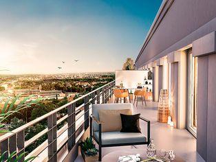 Annonce vente Appartement avec terrasse noisy-le-grand
