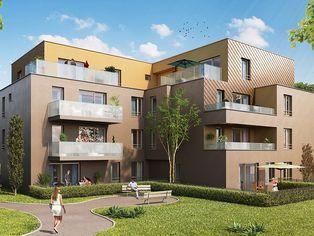 Annonce vente Appartement avec terrasse brumath
