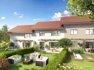 Annonce vente Appartement avec terrasse vulbens