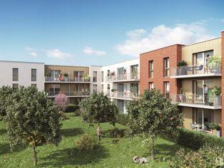 Annonce vente Appartement avec terrasse nieppe