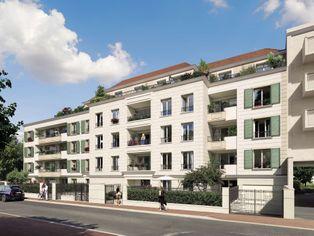Annonce vente Appartement avec terrasse maisons-laffitte