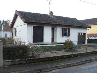 Annonce vente Maison avec garage toulon-sur-arroux