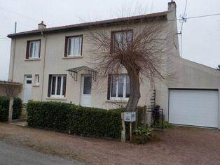 Annonce vente Maison avec garage marly-sur-arroux