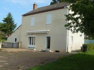 Annonce vente Maison avec garage issy-l'évêque