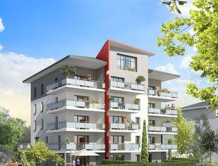 Annonce vente Appartement avec terrasse albertville