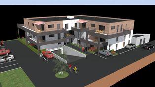 Annonce vente Appartement avec garage kaltenhouse