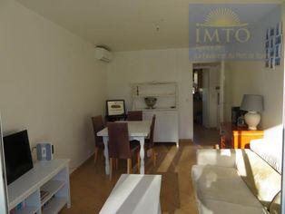 Annonce vente Appartement avec garage bormes les mimosas