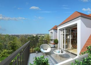 Annonce vente Appartement avec terrasse andilly