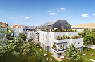 Annonce vente Appartement avec terrasse guyancourt