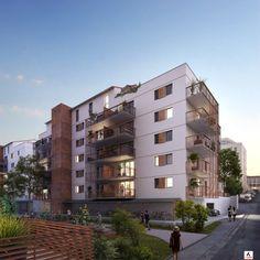 Annonce vente Appartement avec terrasse clermont ferrand