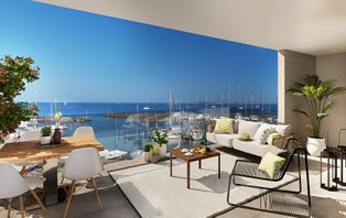 Annonce vente Appartement avec terrasse marseillan