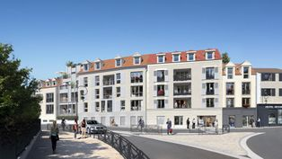 Annonce vente Appartement avec terrasse osny