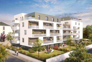 Annonce vente Appartement avec terrasse illkirch-graffenstaden