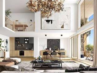 Annonce vente Appartement avec terrasse montreuil