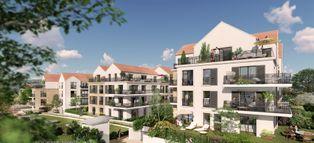 Annonce vente Appartement avec terrasse chambourcy