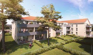 Annonce vente Appartement avec terrasse pont-eveque