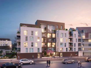 Annonce vente Appartement avec terrasse trappes