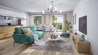 Annonce vente Appartement avec jardin reims