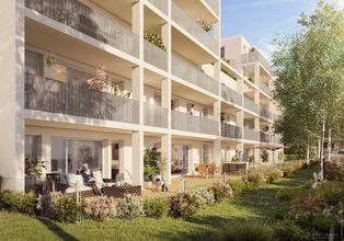 Annonce vente Appartement avec terrasse vaulx-en-velin