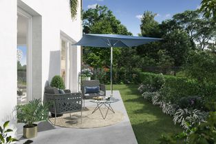 Annonce vente Appartement avec jardin saint-loubes
