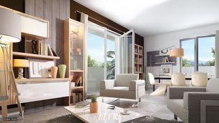 Annonce vente Appartement avec jardin cluses
