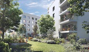 Annonce vente Appartement avec terrasse bron