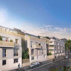Annonce vente Appartement avec terrasse alfortville
