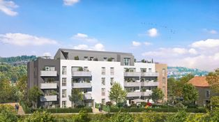 Annonce vente Appartement avec terrasse plombieres-les-dijon