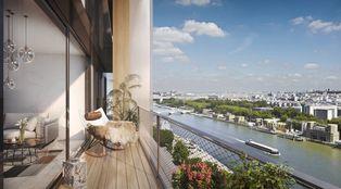 Annonce vente Appartement avec terrasse paris