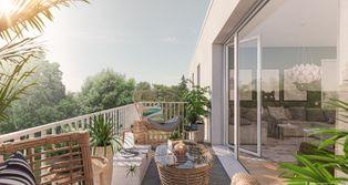 Annonce vente Appartement avec jardin guilers