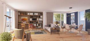 Annonce vente Appartement avec terrasse dijon
