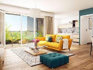 Annonce vente Appartement avec terrasse le havre