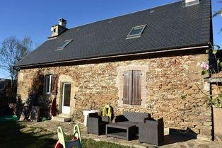 Annonce vente Maison avec terrasse marcillac la croisille