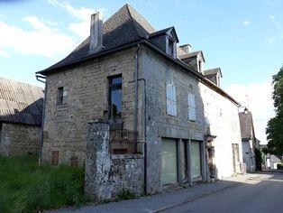 Annonce vente Maison avec garage marcillac la croisille