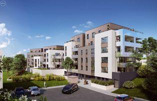 Annonce vente Appartement plein sud illkirch-graffenstaden