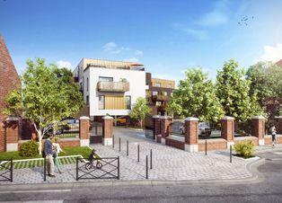 Annonce vente Appartement avec terrasse toufflers