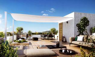 Annonce vente Appartement avec terrasse nimes