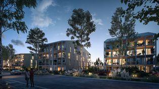 Annonce vente Appartement avec terrasse reichstett